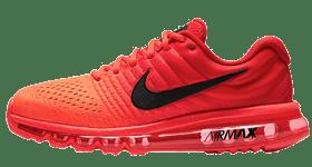 air max 2017 rood heren