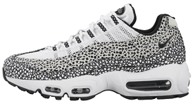 nike air max 95 dames zwart sale