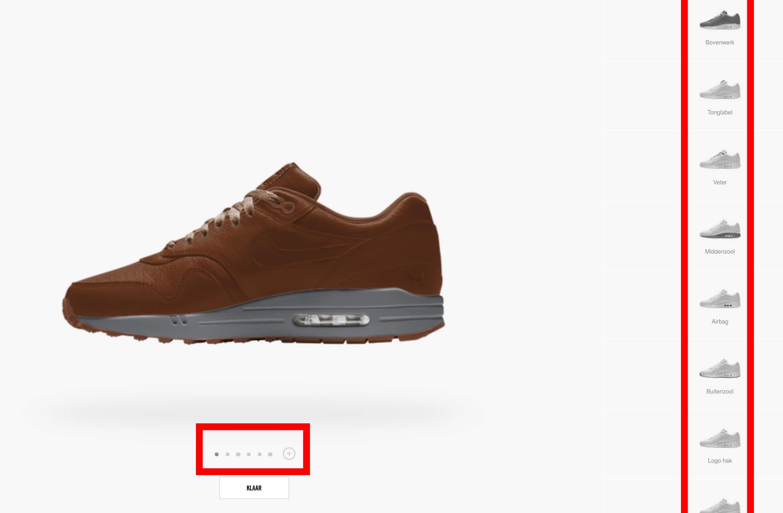 Nike ontwerp studio